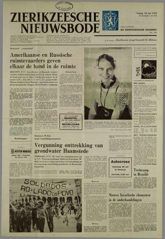 Zierikzeesche Nieuwsbode 1975-07-18