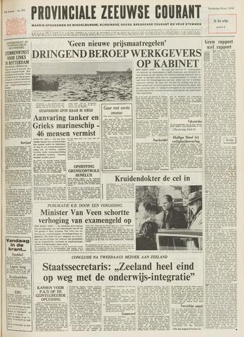 Provinciale Zeeuwse Courant 1972-11-16
