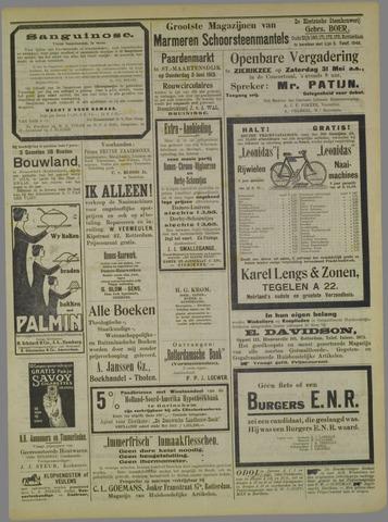 Zierikzeesche Nieuwsbode 1913-05-30