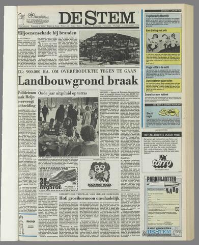 de Stem 1988-01-02