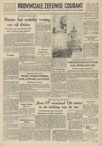 Provinciale Zeeuwse Courant 1953-12-04