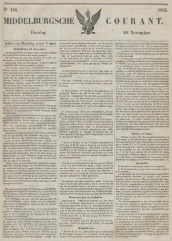 Middelburgsche Courant 1866-11-20