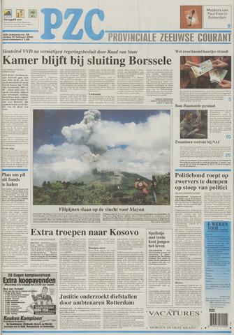 Provinciale Zeeuwse Courant 2000-02-25