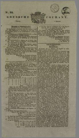 Goessche Courant 1836-09-05