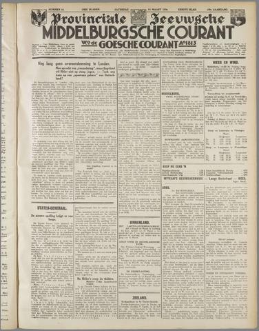 Middelburgsche Courant 1936-03-14