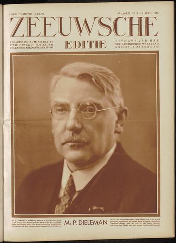 Ons Zeeland / Zeeuwsche editie 1930-04-04