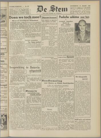 de Stem 1946-03-21