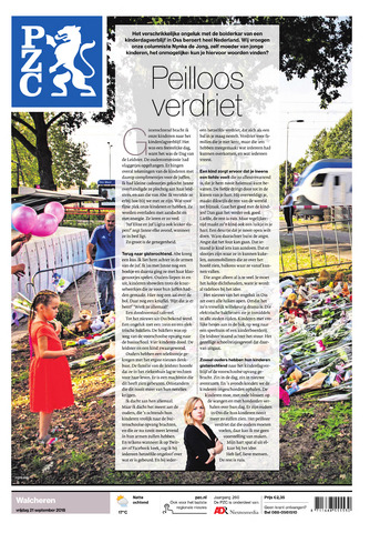 Provinciale Zeeuwse Courant 2018-09-21