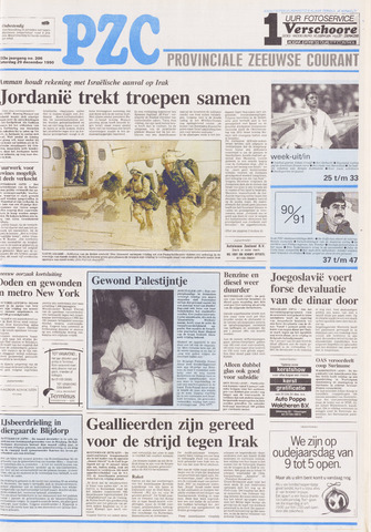 Provinciale Zeeuwse Courant 1990-12-29