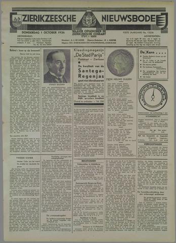 Zierikzeesche Nieuwsbode 1936-10-01