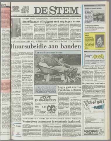de Stem 1987-04-14