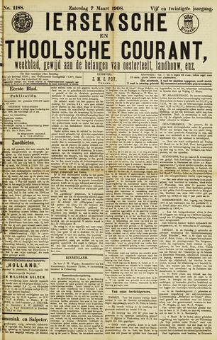 Ierseksche en Thoolsche Courant 1908-03-07