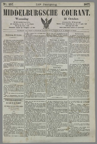 Middelburgsche Courant 1877-10-31