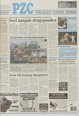 Provinciale Zeeuwse Courant 1997-03-12