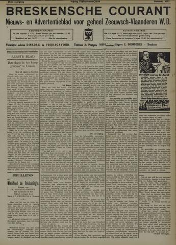 Breskensche Courant 1936-09-25