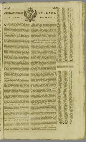 Middelburgsche Courant 1806-04-12