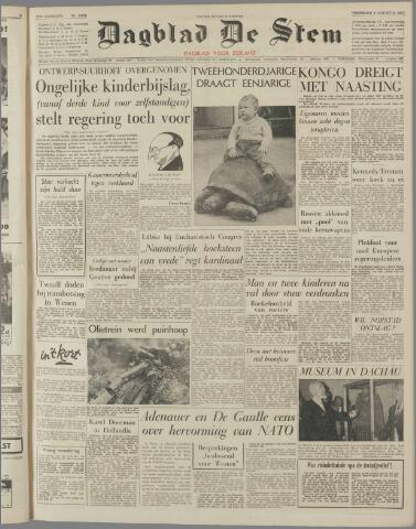 de Stem 1960-08-03