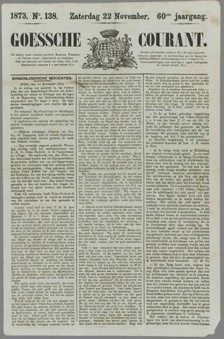 Goessche Courant 1873-11-22