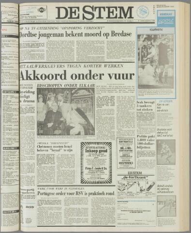 de Stem 1982-11-22