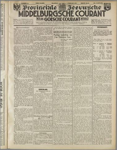 Middelburgsche Courant 1937-02-01