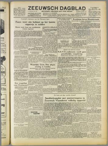 Zeeuwsch Dagblad 1952-02-18