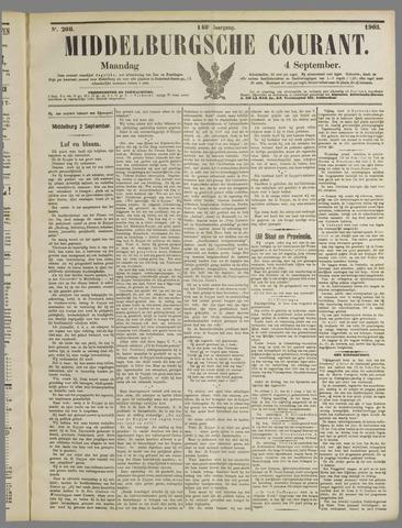 Middelburgsche Courant 1905-09-04