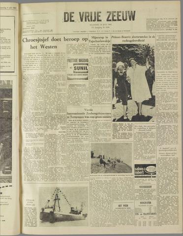 de Vrije Zeeuw 1961-07-10