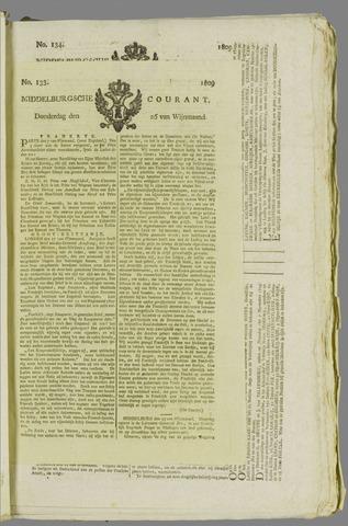 Middelburgsche Courant 1809-10-26