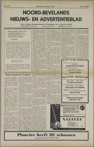 Noord-Bevelands Nieuws- en advertentieblad 1962-12-08