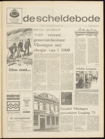 Scheldebode 1971-03-11