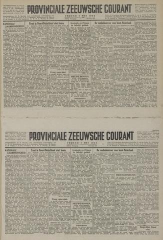 Provinciale Zeeuwse Courant 1945-05-04