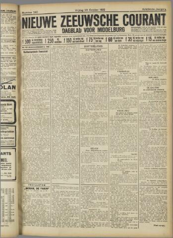 Nieuwe Zeeuwsche Courant 1922-10-20