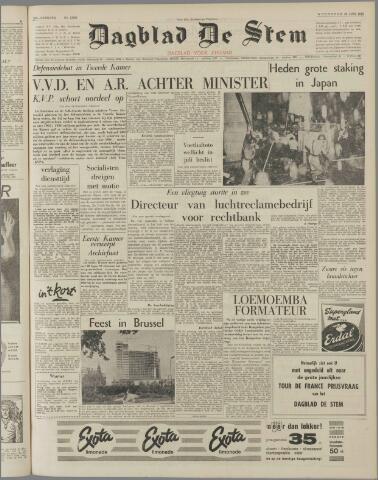 de Stem 1960-06-22