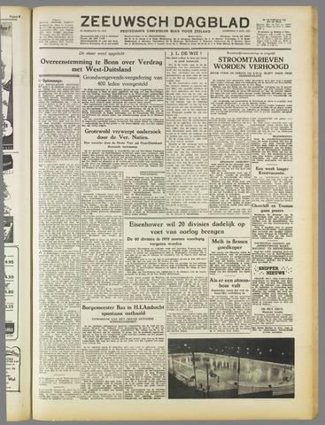 Zeeuwsch Dagblad 1951-11-03