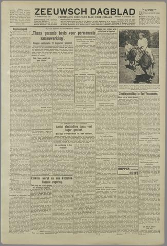 Zeeuwsch Dagblad 1949-08-09