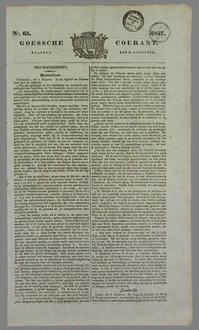 Goessche Courant 1837-08-14