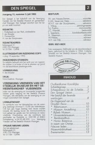 Den Spiegel 1993-07-01
