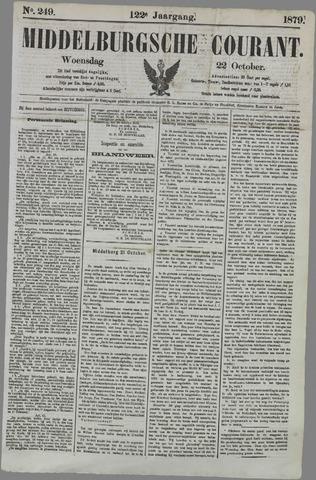 Middelburgsche Courant 1879-10-22