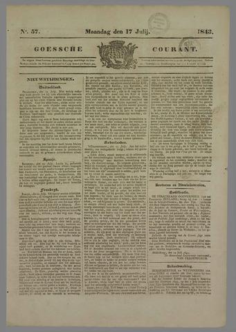 Goessche Courant 1843-07-17