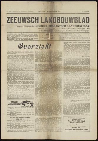 Zeeuwsch landbouwblad ... ZLM land- en tuinbouwblad 1953-09-26