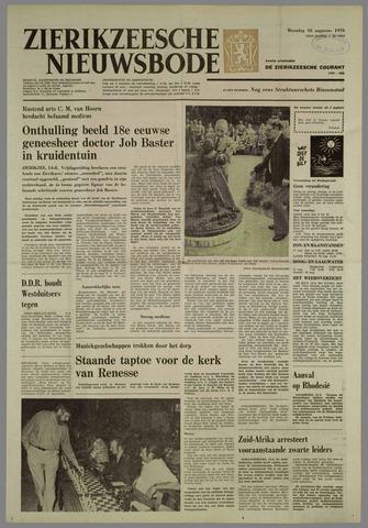 Zierikzeesche Nieuwsbode 1976-08-16