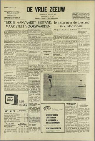 de Vrije Zeeuw 1964-08-12