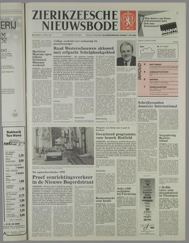 Zierikzeesche Nieuwsbode 1991-04-16