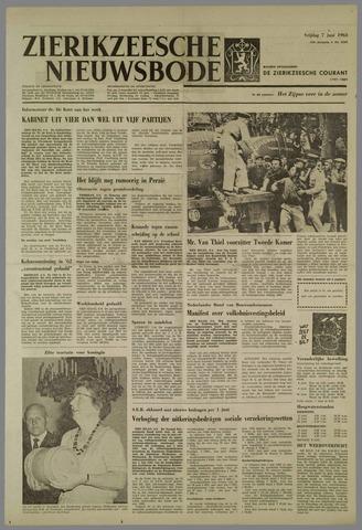 Zierikzeesche Nieuwsbode 1963-06-07