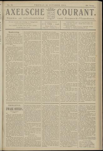 Axelsche Courant 1924-10-24