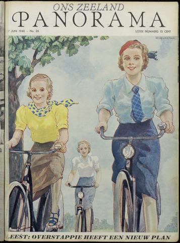 Ons Zeeland / Zeeuwsche editie 1940-06-27