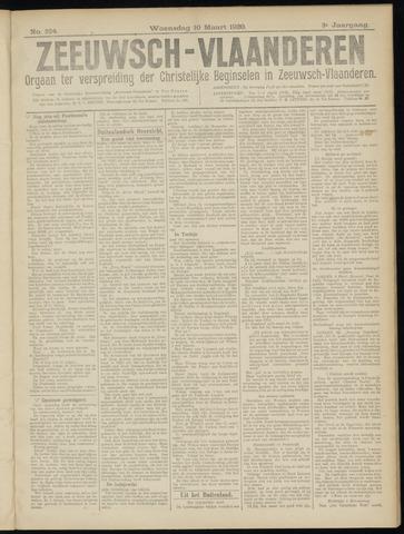 Luctor et Emergo. Antirevolutionair nieuws- en advertentieblad voor Zeeland / Zeeuwsch-Vlaanderen. Orgaan ter verspreiding van de christelijke beginselen in Zeeuwsch-Vlaanderen 1920-03-10