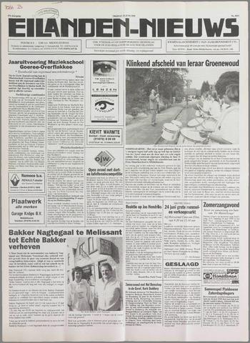 Eilanden-nieuws. Christelijk streekblad op gereformeerde grondslag 1995-06-23