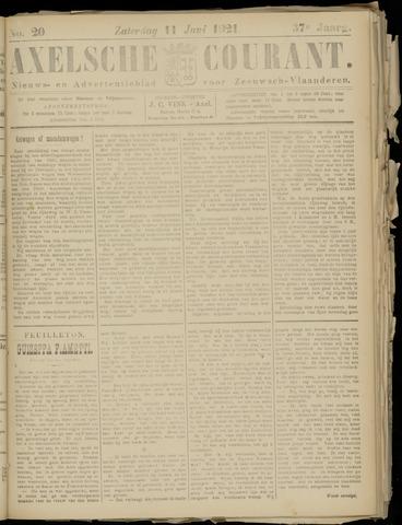 Axelsche Courant 1921-06-11