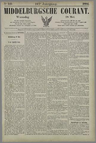 Middelburgsche Courant 1884-05-28